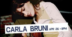20140426 Carli Bruni Luckman Poster